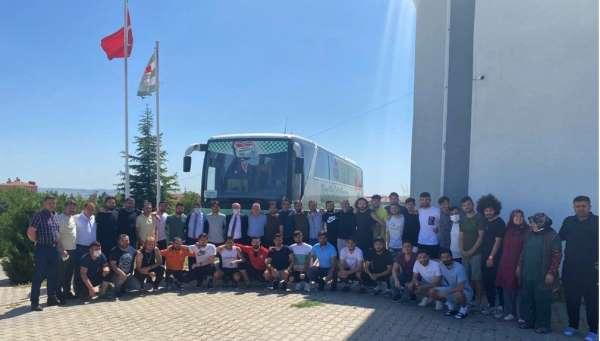 Kırşehir Belediyespor Basın Sözcüsü Çelik: Lobi güçlü değilse sonuca ulaşmak zor