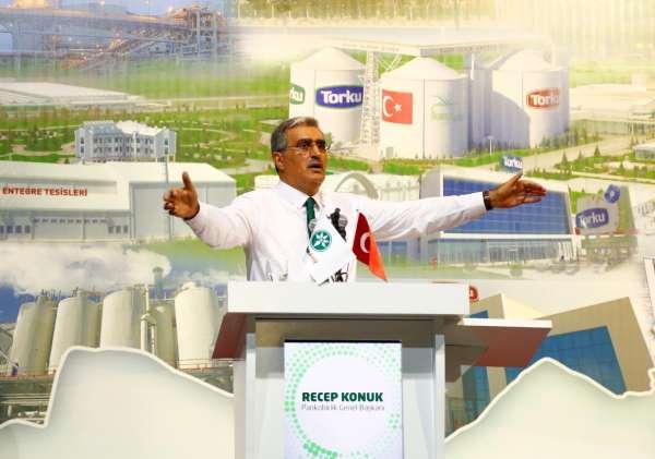 Konuk: Türkiyenin sanayi devleri arasında ilk 50deki 2 gıda şirketinden biri Konya Şeker oldu