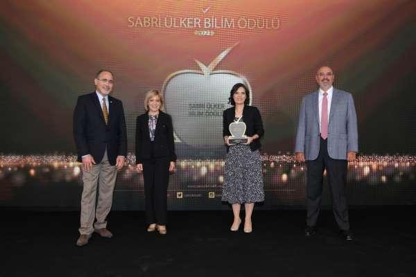 Sabri Ülker Bilim Ödülü kazananı Metabolizma ve Yaşam Sempozyumunda açıklandı