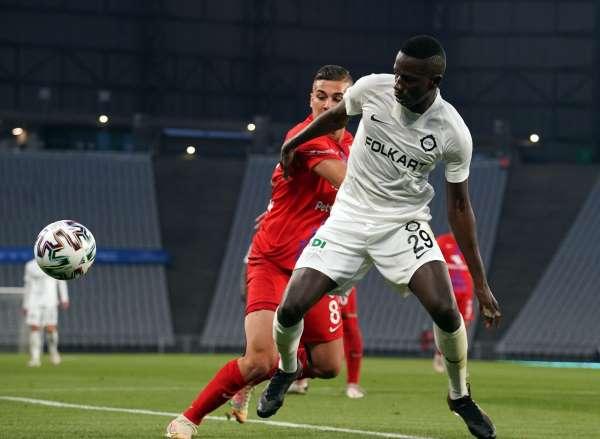 TFF 1. Lig: Altınordu: 0 - Altay: 0