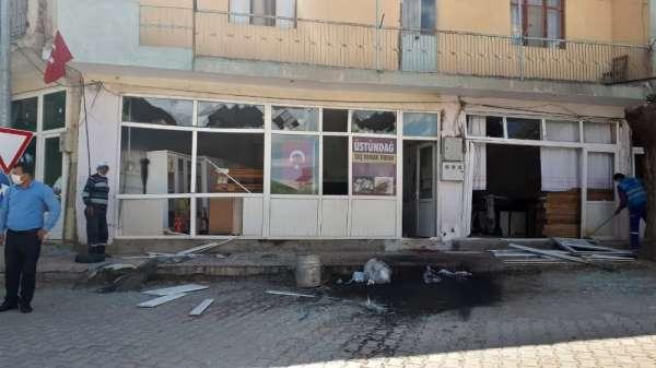 Adana'da fırında patlama: 3 yaralı
