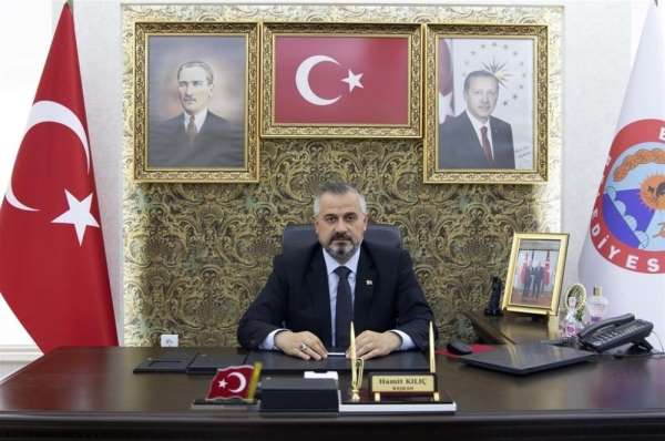 Başkan Hamit Kılıç: 'YKS için tüm tedbirleri aldık'