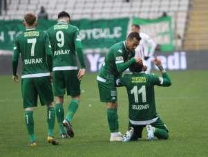 Bursaspor'da Seleznov şoku