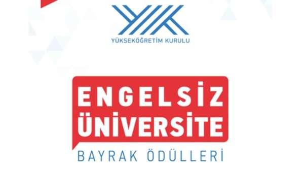 İnönü Üniversitesine turuncu bayrak ödülü 3 ödül