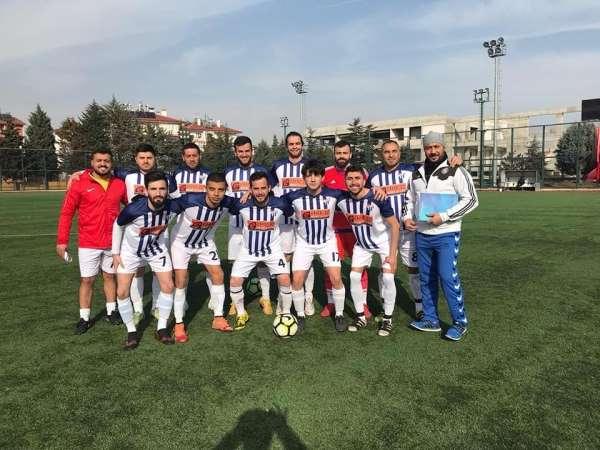 Isparta'da 2. Amatör'de ilk 3 sırayı alan takımlar 1. Amatör Lige çıkarıldı