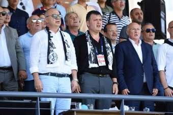 Manisa FK Başkanı Mevlüt Aktan: 'TFF'nin aldığı karara saygılıyız'