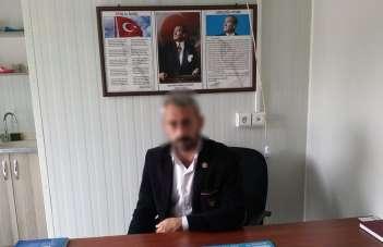 Muhtar ve 3 kişi terör propagandasından gözaltına alındı