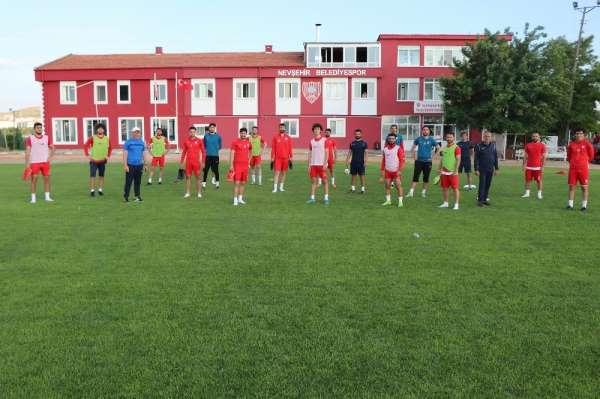 Nevşehir Belediyespor lige hazır