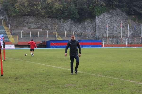 Zonguldak Kömürspor Teknik Direktörü Afacan: 'Alınan karara uyacağız'