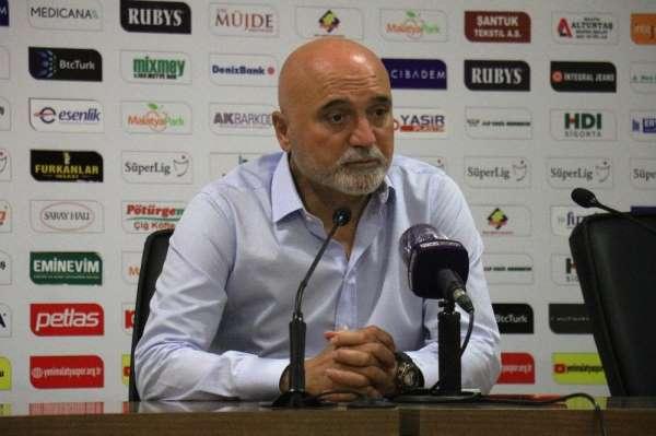 Hikmet Karaman: 'İnşallah önümüzdeki hafta federasyonumuz düşen takımların empat