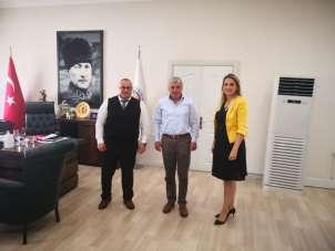 Mersin Büyükşehir Belediyesi ile Kariyer Net işbirliğine hazırlanıyor