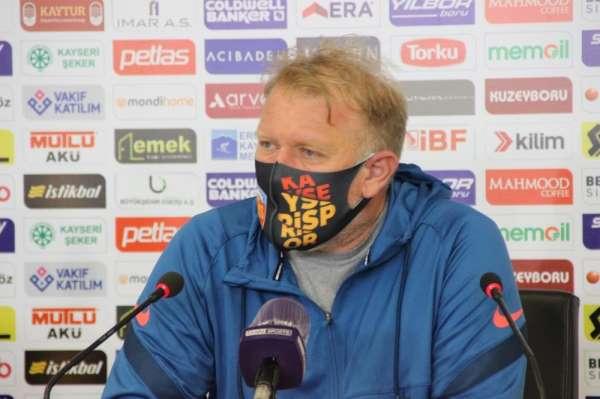Prosinecki: 'Bu takım bunu hak etmedi'