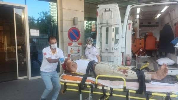 Siirtte trafik kazası: 6 yaralı
