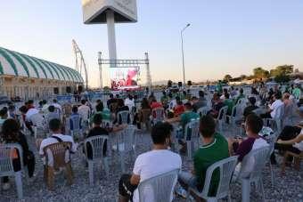 TFF 1. Lig Play-Off Yarı Final: Akhisarspor: 0 - Fatih Karagümrük: 0 (İlk yarı s