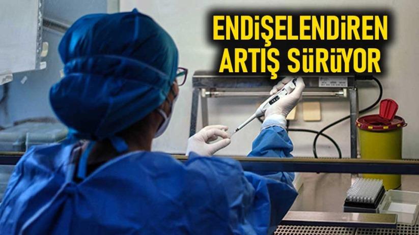 Sağlık Bakanlığı,Türkiyenin son 24 saatlik korona virüs tablosunu açıkladı
