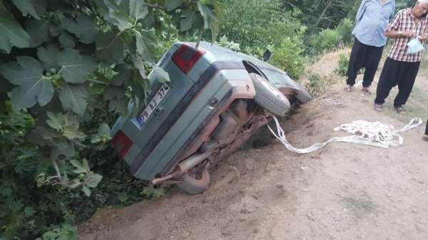 Gaziantepte yayla yolunda kaza: 6 çocuk yaralı