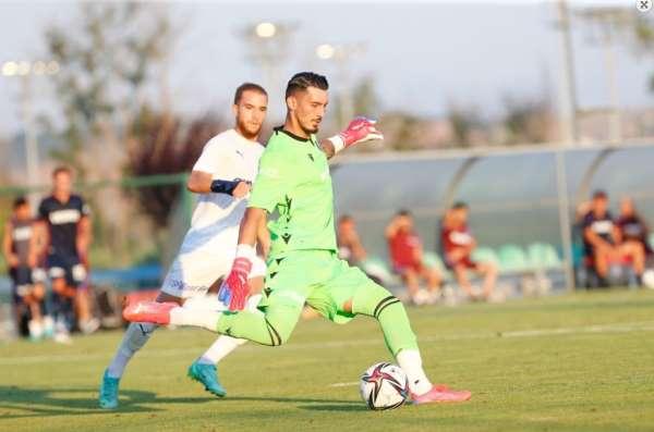 Hazırlık maçı: Kasımpaşa: 1 - Trabzonspor: 2