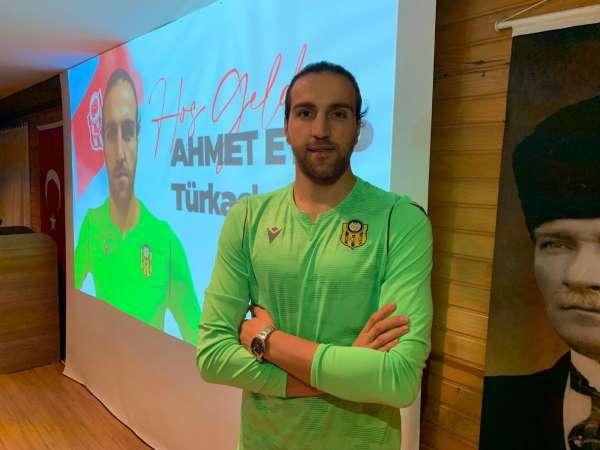 Yeni Malatyasporda kaleci transferi