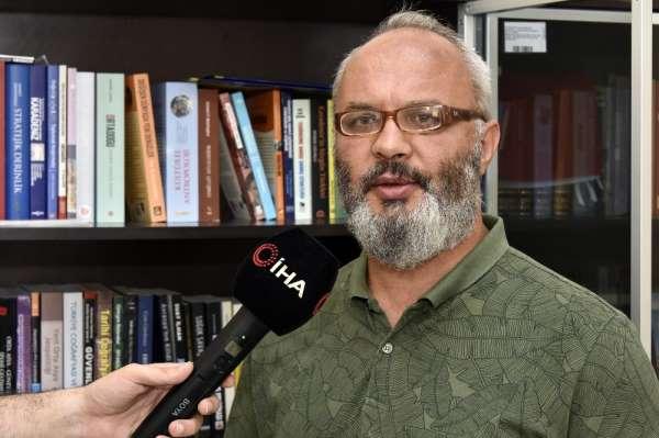 Prof. Dr. Nafiz Maden: 'Karadeniz ve Akdeniz yeni enerji kaynaklarına gebe'