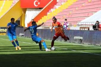 Süper Lig: Kayserispor: 1 - B.B. Erzurumspor: 3 (Maç sonu)