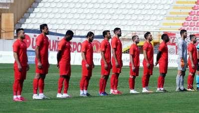 TFF 1. Lig: Ümraniyespor: 1 - İstanbulspor: 3