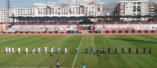 TFF 2. Lig Kırmızı Grup: Van Spor FK: 0 - Kırklarelispor: 0