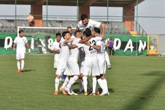 TFF 2. Lig: Manisa FK: 6 - Kocaelispor: 1