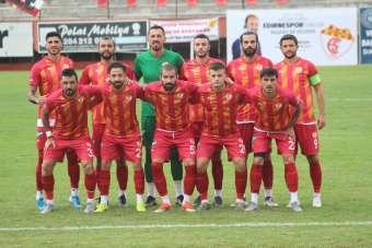 TFF 3. Lig: Edirne Belediyesi PAŞ Edirnespor: 2 - Nevşehir Belediyespor: 1