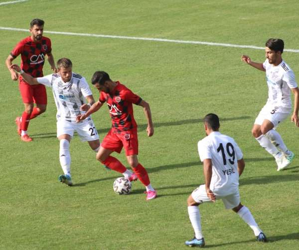 TFF 3. Lig: Somaspor: 1 - Gölcükspor: 0