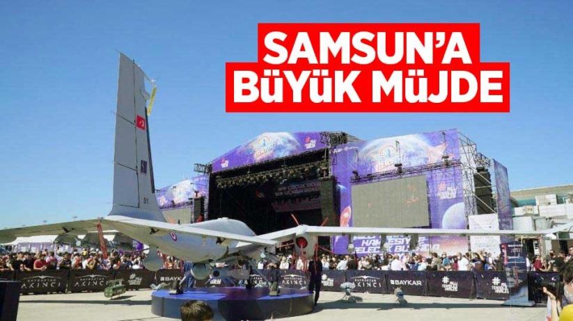 TEKNOFEST 2022 Karadeniz Samsunda yapılacak