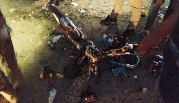 Afrin'de patlama: 3 yaralı