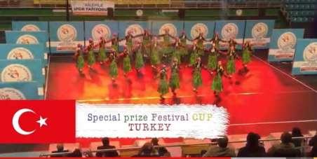 Tuşba Sanat Gençlik Spor Kulübü dünya birincisi oldu