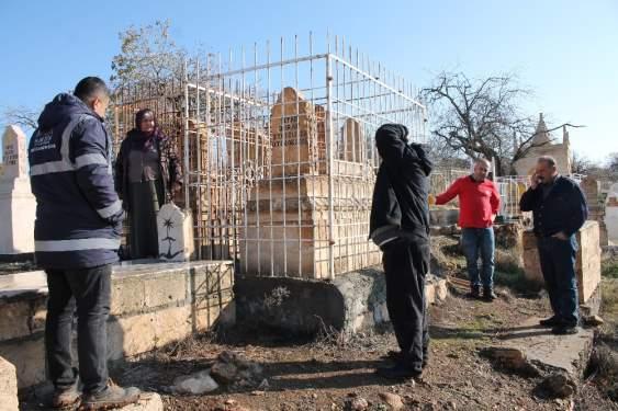 Almanya'daki şüpheli ölümler Midyat'ta mezar açtırdı