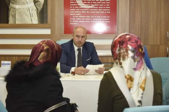 Samsun Haberleri: Başkan Togar'dan ortak akıl vurgusu
