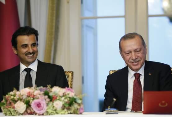 Türkiye-Katar Kara Gün Dostları