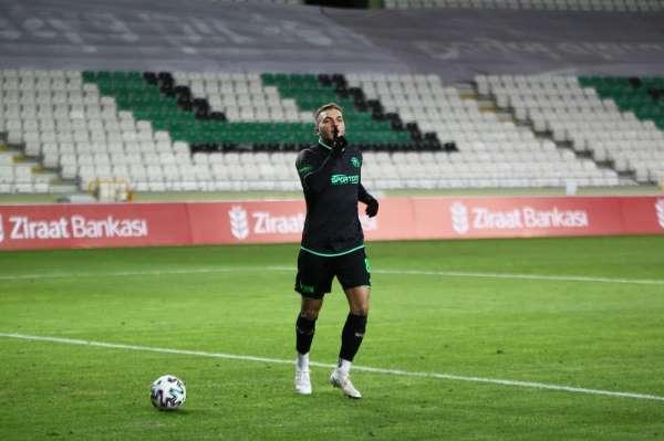 Ziraat Türkiye Kupası: Konyaspor: 7 - Manisa FK: 0