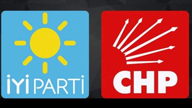 Samsunda CHP ve İYİ Partide İnce Hesaplar!