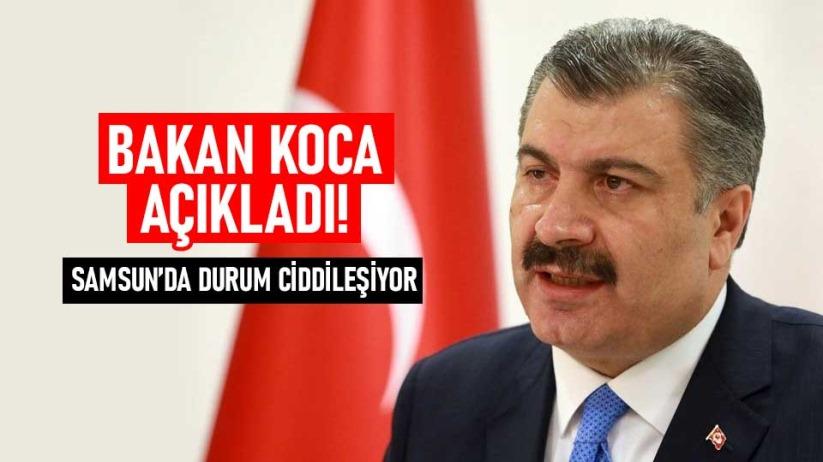 Samsun'da vakalar artmaya devam ediyor!