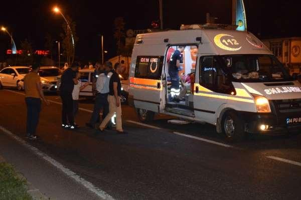 Malatya'da zincirleme kaza: 8 yaralı