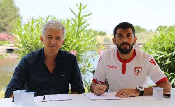 Samsunspor, Gökhan Meral'la imzaladı