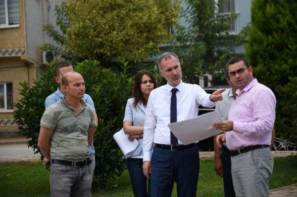 Şehit Hüseyin Gencer Parkı yenileniyor