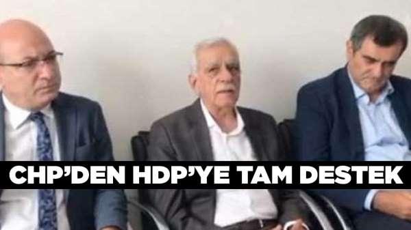 Kılıçdaroğlu'ndan talimat! HDP'ye destek verdi