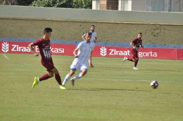 Ziraat Türkiye Kupası: Hatayspor: 0 - Siirt İl Özel İdaresi: 1