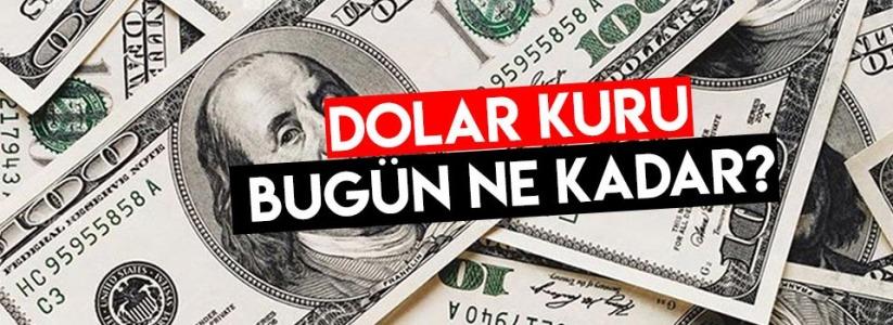 Dolar kuru bugün ne kadar? 26 Eylül 2020