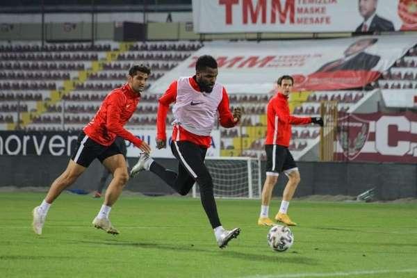 Hatayspor, M Başakşehir maçının hazırlıklarına başladı