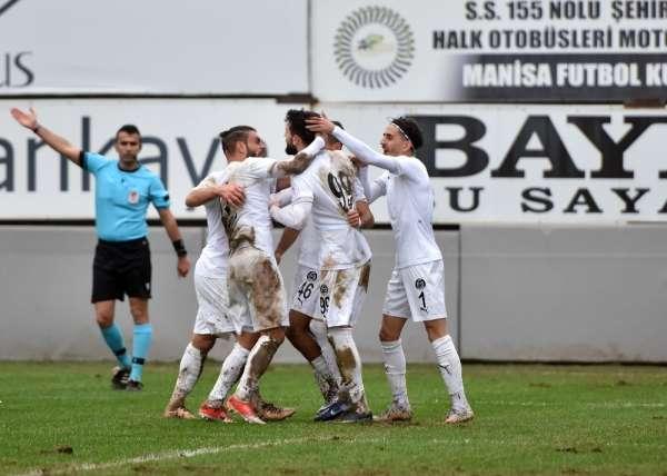 Misli.com 2. Lig: Manisa FK: 1 - Çorum FK: 0