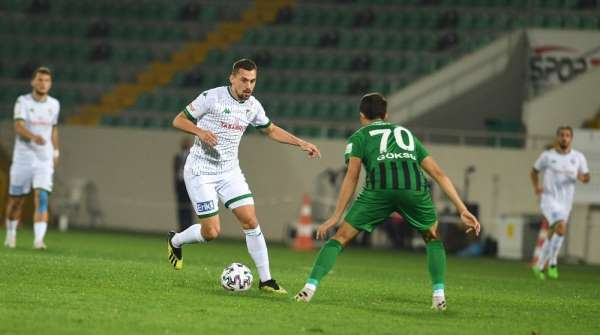 Bursaspor evinde Akhisarspor'u konuk edecek