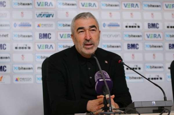 Samet Aybaba: 'Saha içerisinde çok eksiğimiz var'