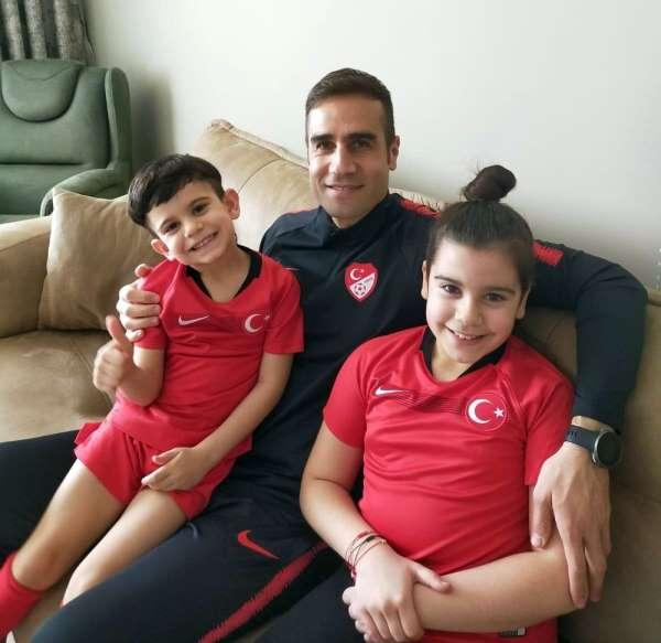 (Özel haber) Serkan Tokat: 'Kendi maçlarımı tekrar izleme fırsatım oldu'