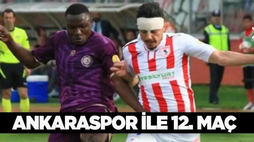Ankaraspor ile 12. Maç